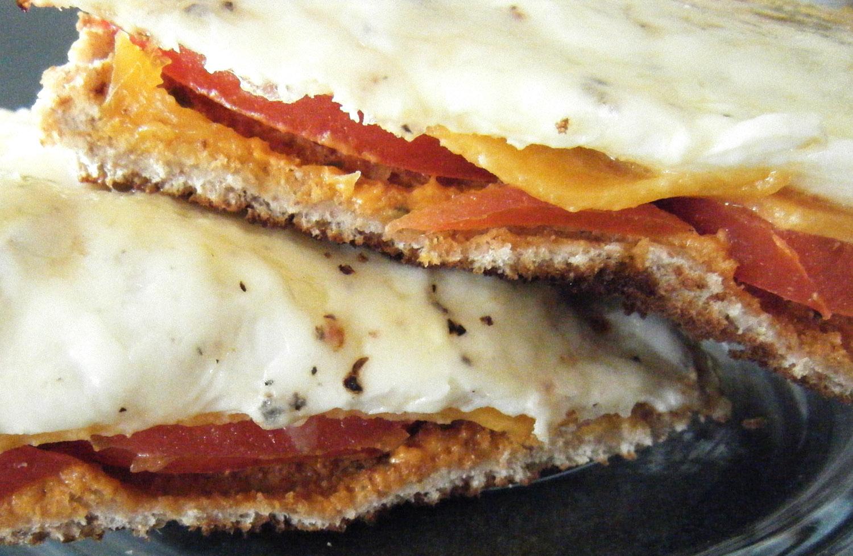 Slow-Fried Egg Sandwich | bsinthekitchen.com