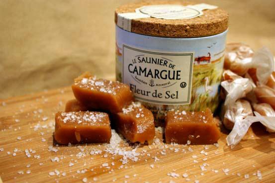 Salted Caramels | bsinthekitchen.com