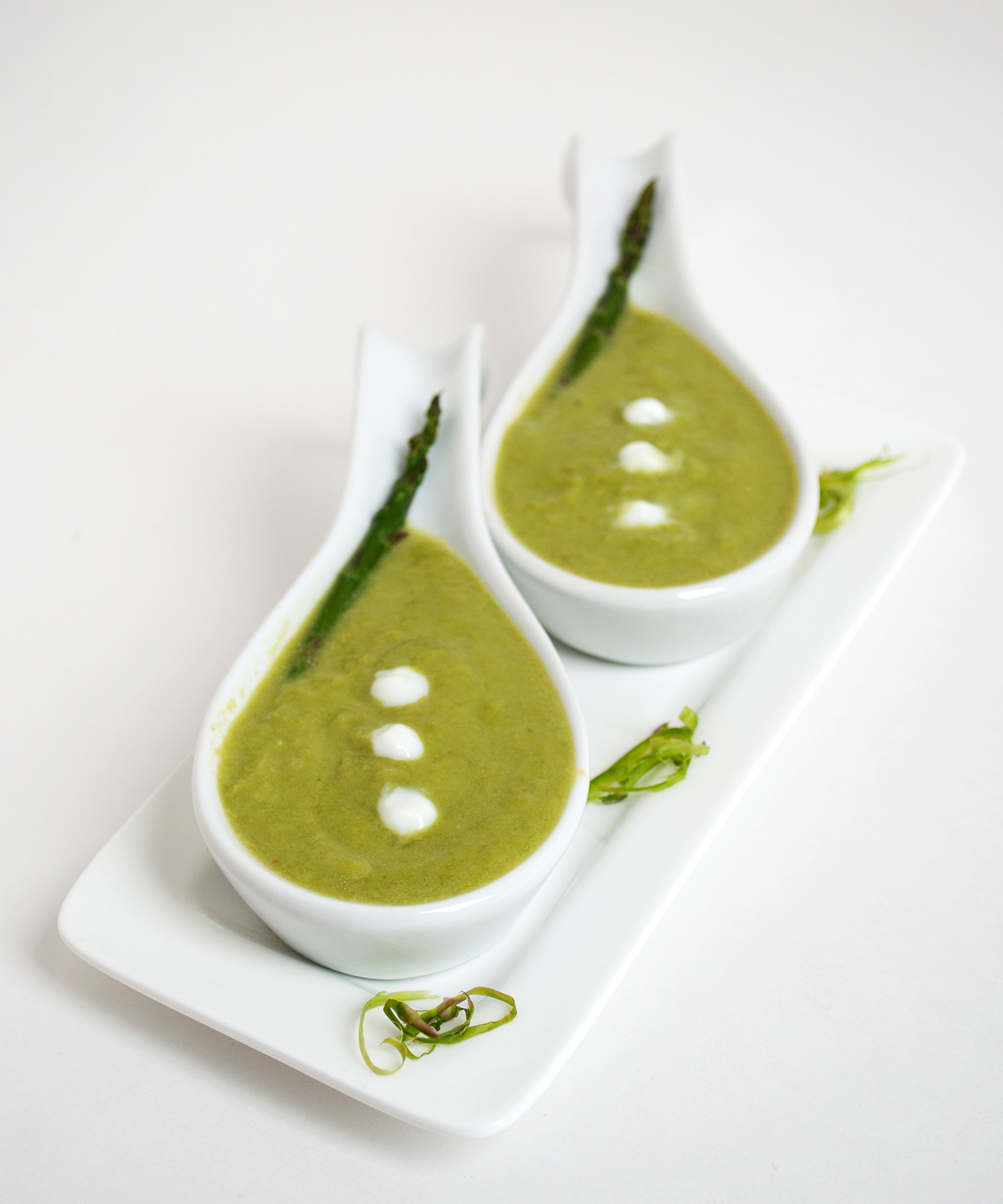 Asparagus Soup | BS' in the Kitchen