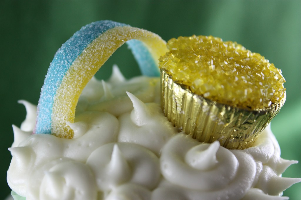 Pot of Gold Cupcakes | BS' in the Kitchen