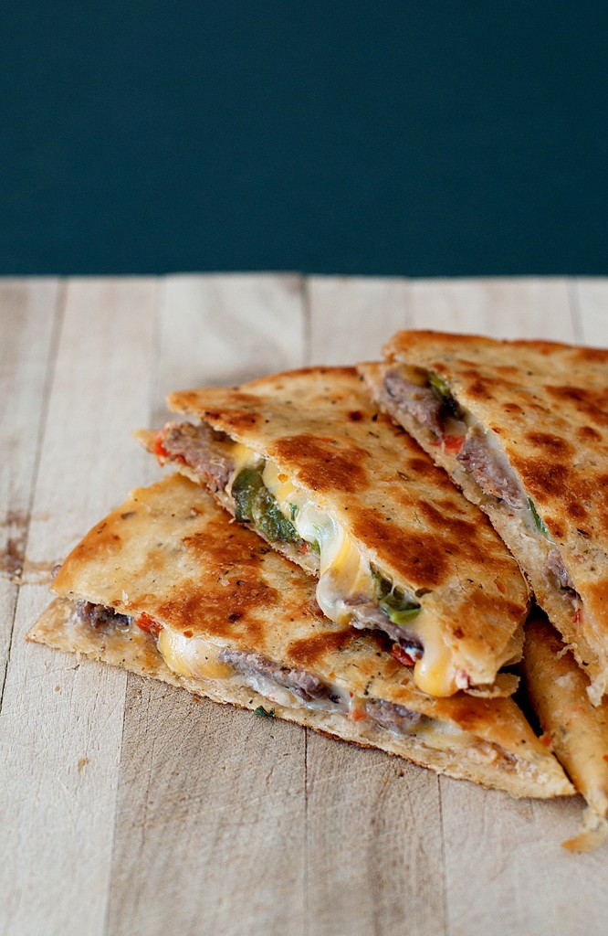 Jalapeno Popper Steak Quesadilla Bs In The Kitchen
