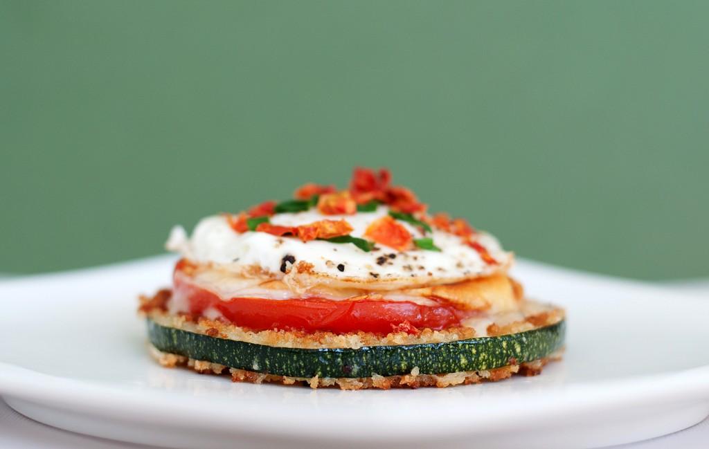 egg fried recipe zucchini