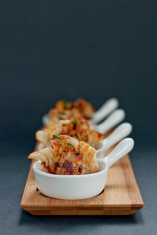 Pan-Fried Dumplings | BS' in the Kitchen