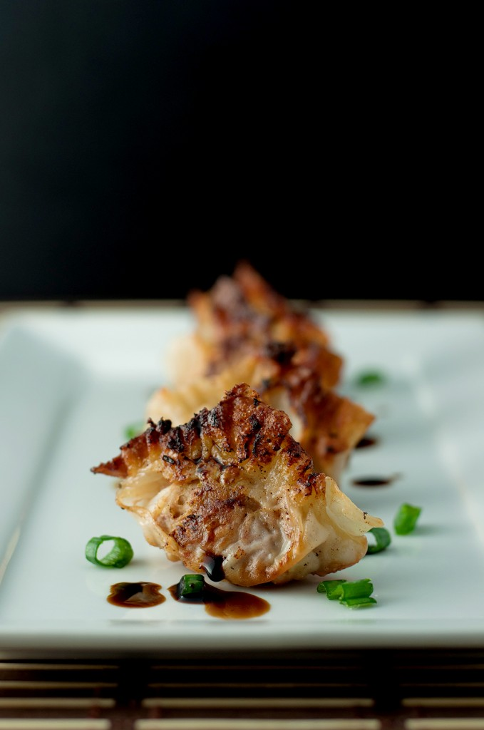 Pan-fried Dumplings Recipe — Dishmaps