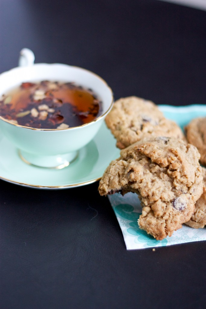 Chai Oatmeal Raisin Cookies Recipes — Dishmaps