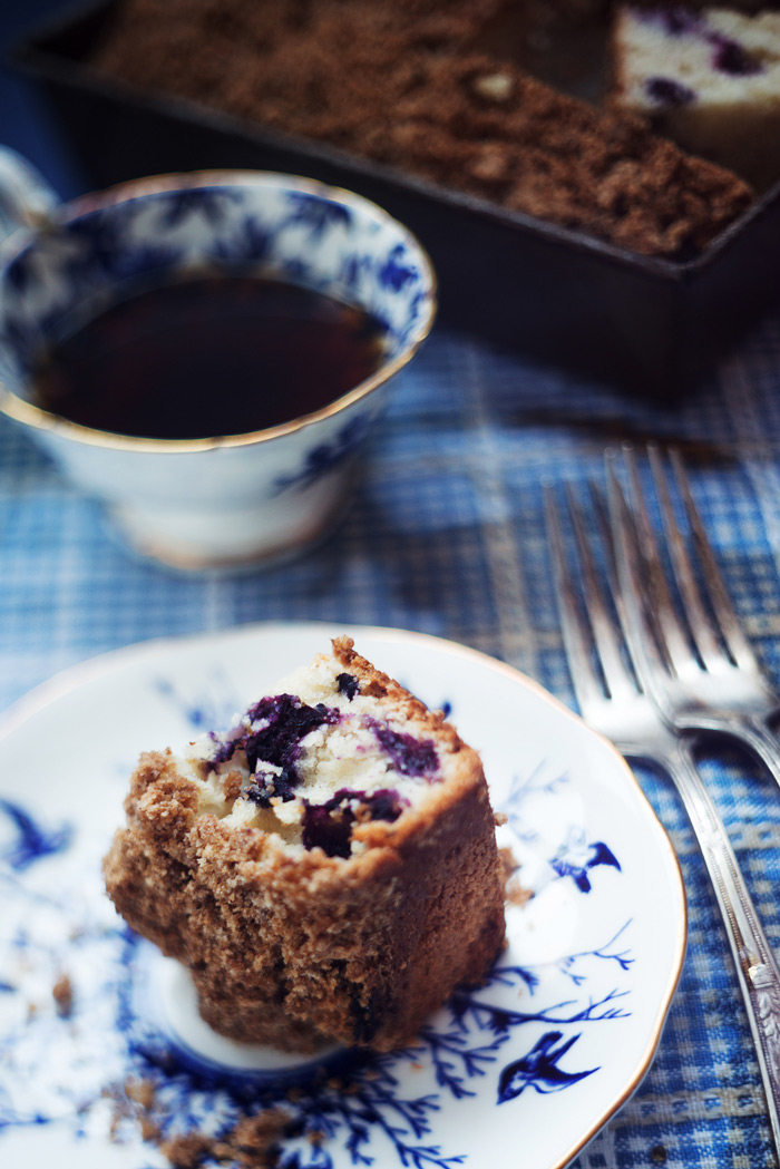 Blueberry Buttermilk Coffee Cake | bsinthekitchen.com #dessert #coffee ...