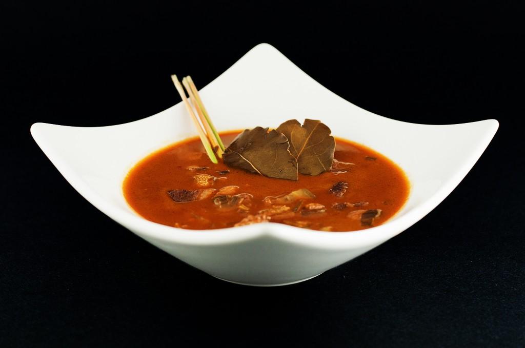 Red Duck Curry | bsinthekitchen.com #curry #dinner #bsinthekitchen
