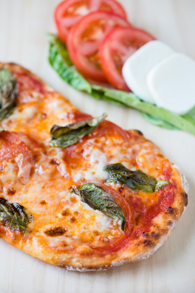 Margherita Pizza | bsinthekitchen.com #pizza #dinner #bsinthekitchen
