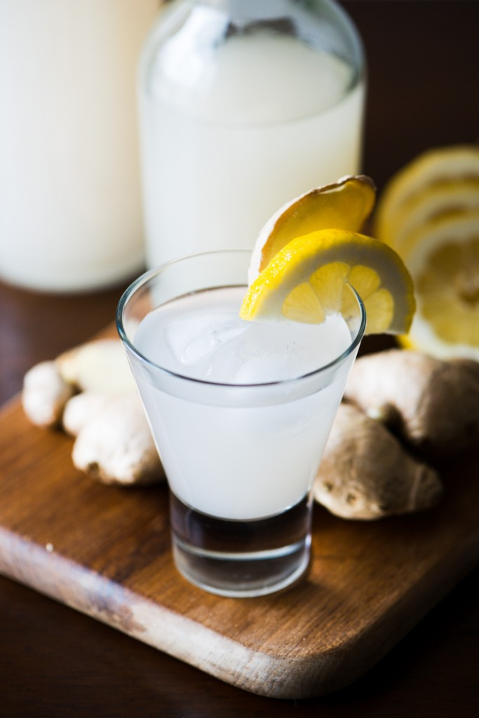Homemade Ginger Beer | bsinthekitchen.com #gingerbeer #ginger #bsinthekitchen