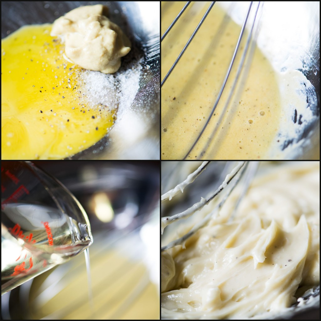 Homemade Mayonnaise | bsinthekitchen.com #mayo #homemade #bsinthekitchen